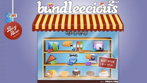 bundleecious 2nd Bundleecious 2nd Edition, 5 applicazioni per Mac a 9,99$