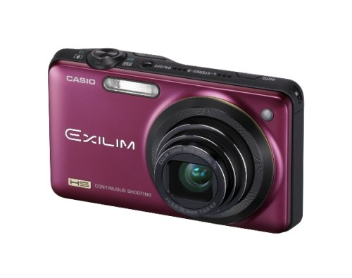 casio EXZR10 500x395 Casio presenta Exilim EX ZR10, fotocamera capace di scattare foto in HDR