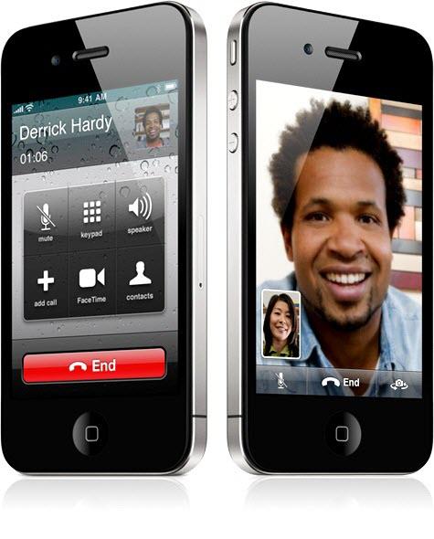 iPhone4 FaceTime 00011 FaceTime potrebbe sbarcare su sistemi Windows tramite iChat per aumentarne la diffusione