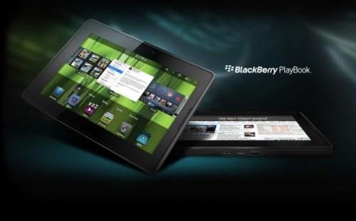 rim PlayBook 001 500x310 RIM PlayBook, presentato il nuovo tablet con cpu dual core da 1GHz, 1GB di ram e video a 1080p