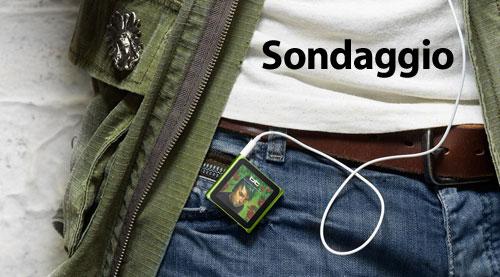 sondaggionano Sondaggio: vi piace il nuovo iPod nano?