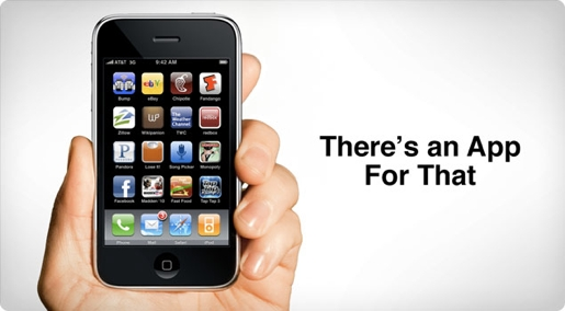 """TheresAnAppForThatHeader Apple registra il marchio """"There's an app for that"""""""