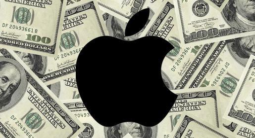 dollariapple1 Cosa si regalerà per Natale la Apple? I Rumors già lo sanno.