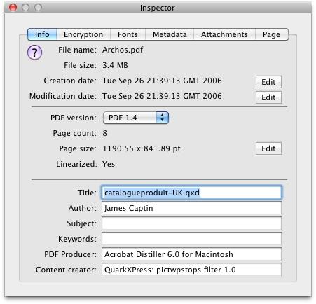 proview4 Proview, un completo editor PDF per Mac