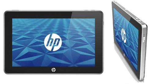 HP slate 001 500x275 HP sta lavorando a diversi tablet con porta USB 3.0, forse li presenterà al CES 2011