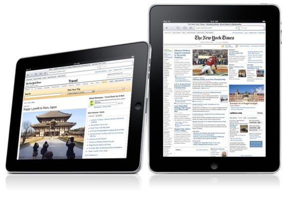 ipad Secondo YouGov, il 17% delle famiglie in cui iPad è di casa possiede anche un altro tablet