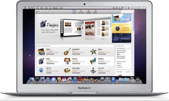 MacAppStore Mac App Store: gestire le applicazioni installate da terze parti