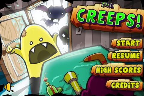 Title2 The Creeps! Un simpatico tower defence