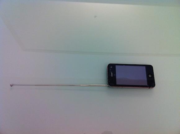antenna Prova di una copia delliPhone 4 made in China