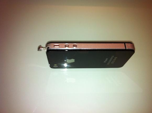 antenna22 Prova di una copia delliPhone 4 made in China