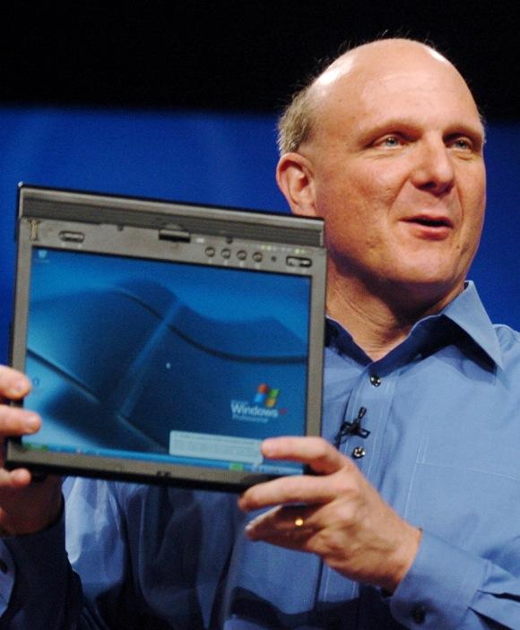 ballmer Steve Ballmer al prossimo keynote Microsoft al CES
