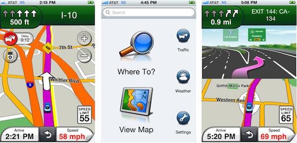 garmin Approda StreetPilot nellAppStore US, nuovo navigatore per iPhone marchiato Garmin