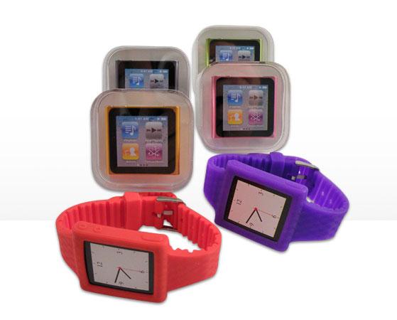 iband2 iBand e metto al polso il mio iPod nano