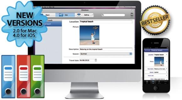 idatabase iDatabase: la soluzione perfetta per organizzare informazioni