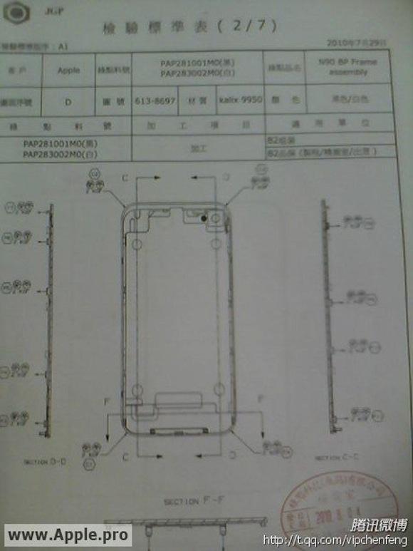 iphone2 Rivelate nuove immagini delliPhone 5?
