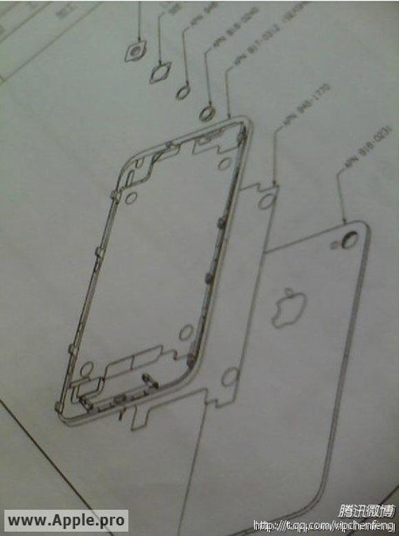 iphone3 Rivelate nuove immagini delliPhone 5?
