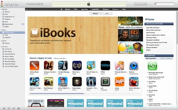 itunes appstore Microsoft contro Apple per il termine App Store