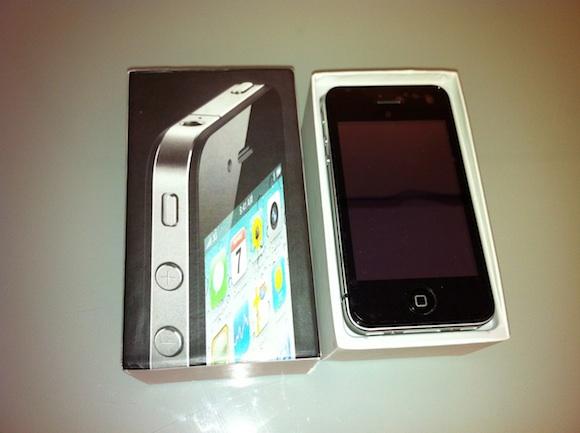 packaging3 Prova di una copia delliPhone 4 made in China