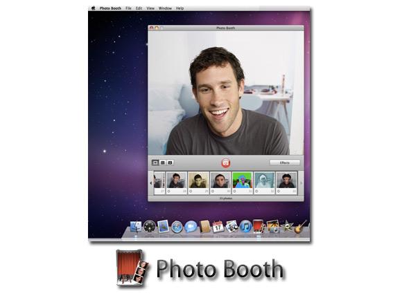 photo booth Apple porterà Photo Booth sugli iDevice?