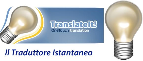 translateit TranslateIt! Traduzioni istantanee con un clik.