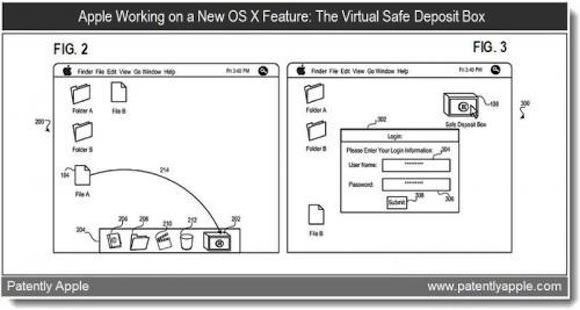 162926 dep2 500 Apple deposita un brevetto per le sue cassette di sicurezza: vedremo questa funzione anche in Lion?