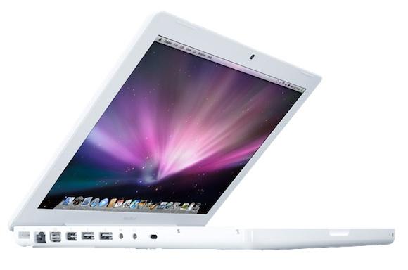 Apple MacBookWhite 0309 MacBook bianco: un modello destinato allestinzione?
