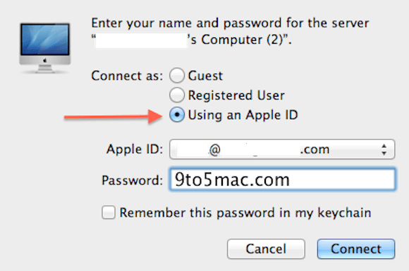 backtomymac1 Mac OS X Lion: Back to my Mac