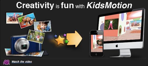kids0 KidsMotion: facciamo in modo che linnata creatività dei bimbi si esprima al meglio