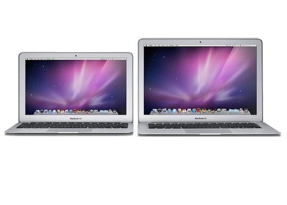 sandy A giugno i MacBook Air potrebbero essere aggiornati con processori Sandy Bridge