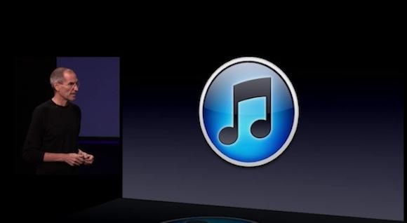 092043 itunes 10 icon steve Apple tratta con le etichette musicali per consentire download illimitati dei brani acquistati su iTunes Store