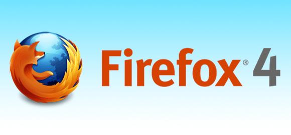 firefox4 logo Firefox 4, ritorna il Browser della Volpe