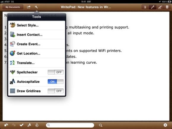 phatpad PhatPad per iPad: memorizzare note e figure attraverso il riconoscimento della scrittura