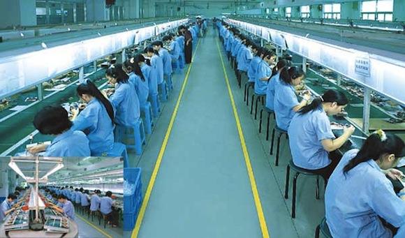 Foxconn factory 001 iPhone 5: stando alla situazione dei fornitori, è ancora lontano