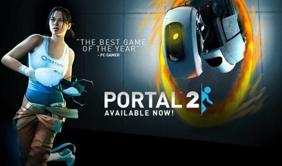 Portal 2 teaser 580x341 Portal 2 è finalmente disponibile allacquisto mediante Steam