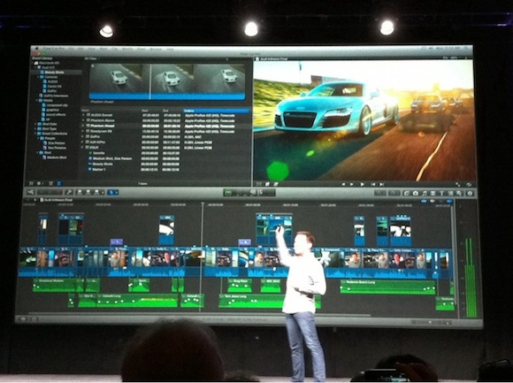 %name Apple annuncia Final Cut Pro X: arriverà a giugno