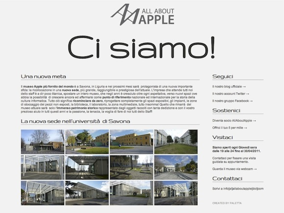 hp aaa 800 All About Apple: il museo informatico ligure dedicato ad Apple cambia sede
