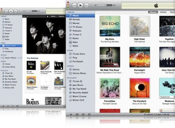 itunes 2011 04 25 580x425 Apple e Warner Music concludono laccordo per il Cloud Streaming Musicale