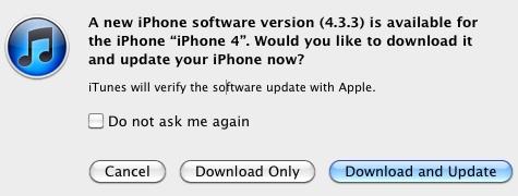 132957 ios 4 3 3 Apple rilascia iOS 4.3.3 per iPhone, iPad ed iPod Touch
