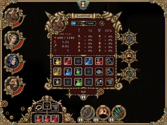 COMP2 Companions per iPad. Un gioco di strategia e tattica