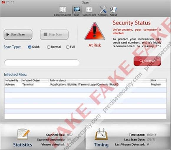 mac defender Mac Defender, come rimuovere il malware dal vostro Mac