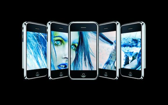 wallpaper 568724 L80% del traffico video mobile passa su dispositivi Apple