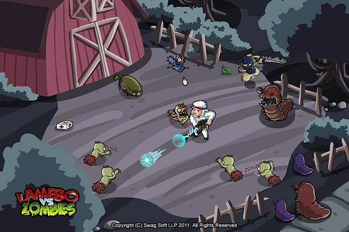 5613349539 eab57f3fe6 Lamebo VS. Zombies: Uccidere Zombie nei panni di un agnello