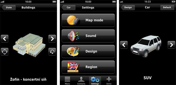 Dynavix screen Tra pochissimi giorni pubblicheremo 5 codici per un fantastico navigatore per iPhone sul nostro Facebook