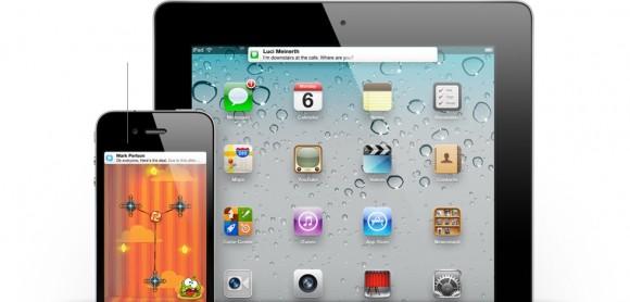 features notification notifications 580x278 WWDC: scopriamo le Notifiche Push di iOS 5 per nostri futuri iPhone