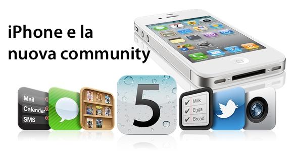 iphone community ios5 Aumentare gli iPhone venduti? La strategia Apple
