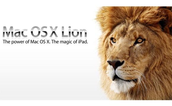 mac os x lion 580x356 Nuovi MacBook Air e Mac OS X Lion in uscita il 19 luglio?