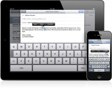 mail WWDC: Scopriamo tutte le novità del nuovo iOS 5