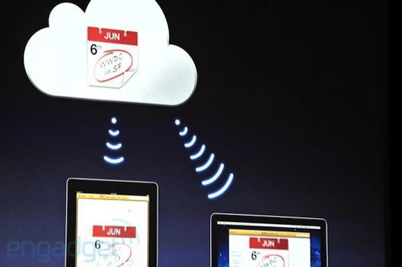 stevejobswwdc2011liveblogkeynote0890 WWDC: iCloud, PC e Mac diventano dispositivi, tutti i contenuti sono in remoto