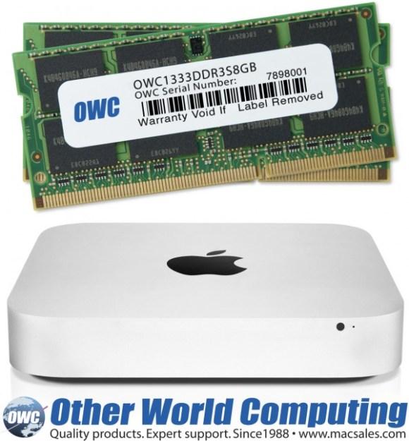 26 owc 600x647 580x625 16 GB di Ram sul nuovo Mac Mini con il kit di OWC