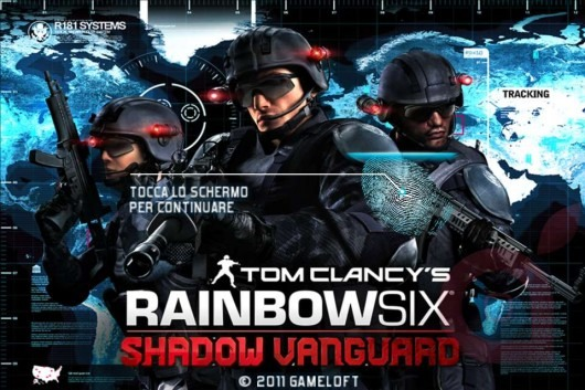 D76A916F FC8B 4436 AAE3 212BAE306A652 Tom Clancy's: Rainbow Six Shadow Vanguard HD è ora disponibile in App Store